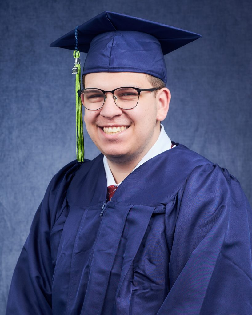 Cap and Gown Senior Photography